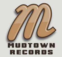 Mudtown Records - 'M' Logo Colour 1 by MudtownRecords