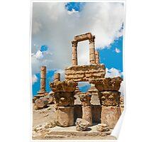 The Citadel4, Amman Poster