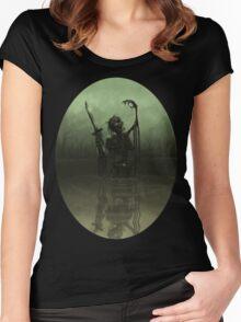 Deathknight Women's Fitted Scoop T-Shirt