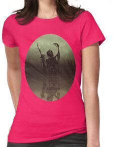 Deathknight Womens Fitted T-Shirt
