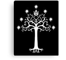 White Tree of Gondor! Canvas Print
