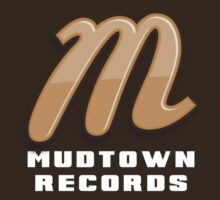 Mudtown Records - 'M' Logo Colour 2 by MudtownRecords