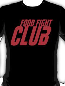 Food Fight Club T-Shirt