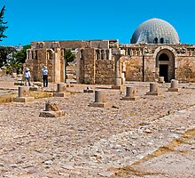 The Citadel Mosque3, Amman by bulljup