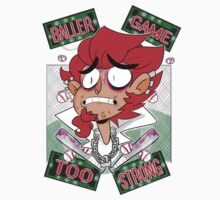 Leon kuwata- baller game too strong  by zamii070