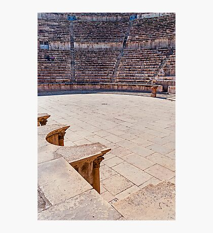 The Roman Theatre, Amman Photographic Print
