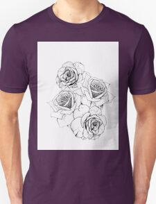 Flower Tranquility Unisex T-Shirt