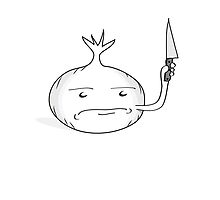 The Onion wants a revenge on Human !  by alish