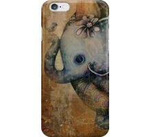 Paisley Elephant iPhone Case/Skin