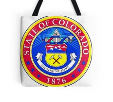 Colorado | State Seal | SteezeFactory.com Tote Bag