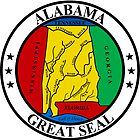 Alabama | State Seal | SteezeFactory.com by FreshThreadShop