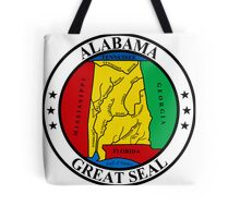 Alabama | State Seal | SteezeFactory.com Tote Bag