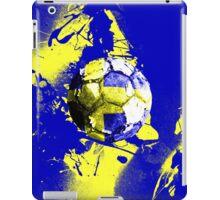 football Sweden  iPad Case/Skin