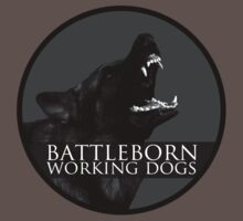 Battleborn Working Dogs - Club Clothing by wildwolf