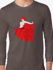 For Crimson Air Long Sleeve T-Shirt