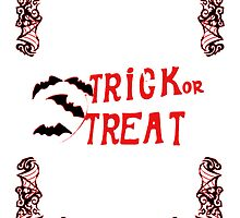 Trick or Treat by VampicaX