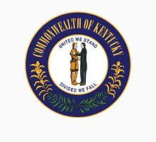 Kentucky | State Seal | SteezeFactory.com Unisex T-Shirt