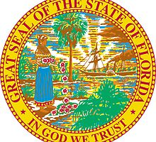 Florida Bricks | State Seal | SteezeFactory.com by FreshThreadShop