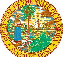Florida Bricks | State Seal | SteezeFactory.com by FreshThreadShop