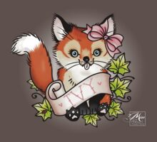 Ivy the Cheeky Fox Kids Clothes