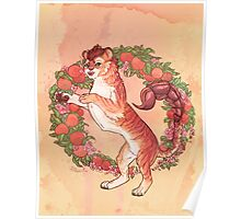 Peaches Manticore Poster