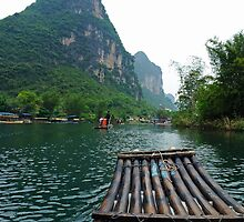 Li River Cruise by DarthIndy