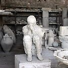 Artefacts of Pompeii by magiceye