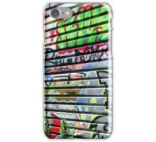 Paris Graffiti iPhone Case/Skin
