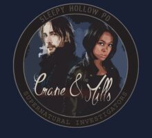 Crane & Mills - Sleepy Hollow by syrensymphony