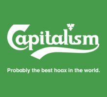 Capitalism Kids Clothes