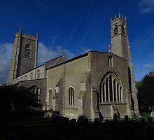 St Nicholas Church, Blakeney by wiggyofipswich