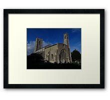 St Nicholas Church, Blakeney Framed Print