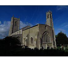 St Nicholas Church, Blakeney Photographic Print