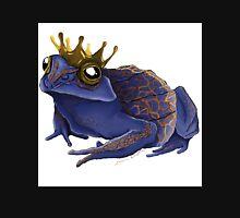 Psychedelic Blue Frog Hoodie