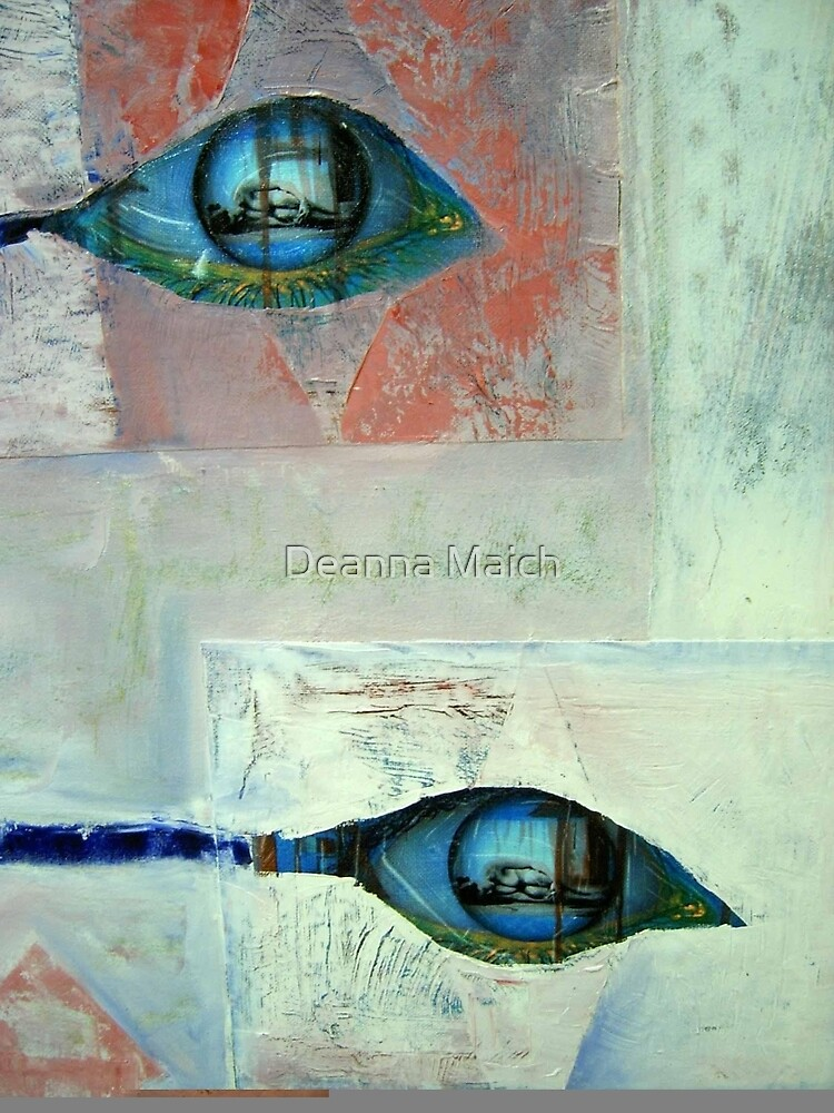 Reinforcements (detail) by deanna maich