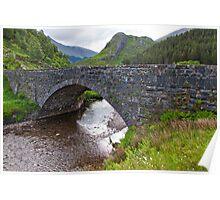 The Highlands Bridge Poster