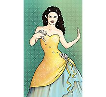 Snow White - Once Upon A Time Photographic Print