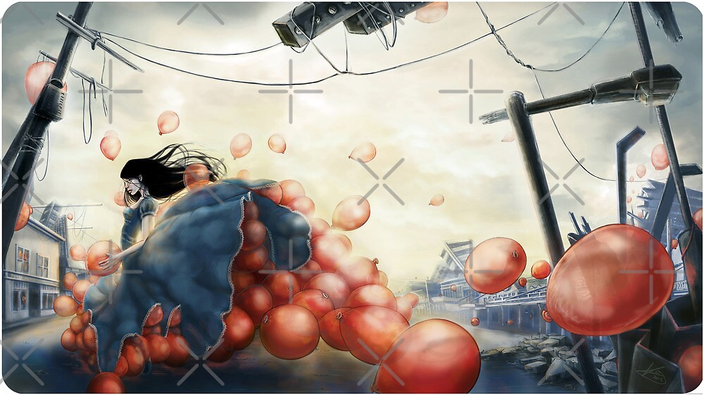 99 Red Balloons 2 by reckless-buddah