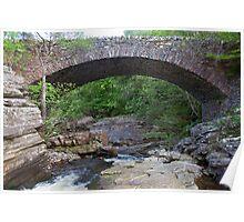 The Stone Bridge Poster