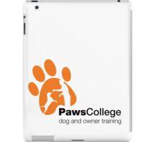 Paws College marketing materials iPad Case/Skin