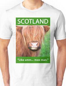 Moo Shirt Unisex T-Shirt