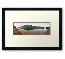 Loch Ness Panorama Framed Print