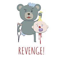 Revenge! Photographic Print