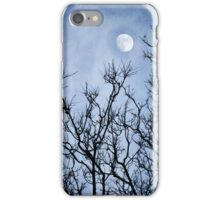Reach For The Moon iPhone Case/Skin