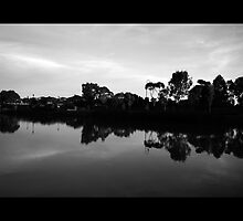 Fairways Village Lake, Craigieburn by Sama-creations