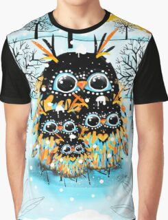 snow owls Graphic T-Shirt