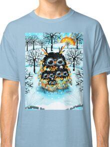 snow owls Classic T-Shirt
