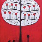 Red by Jody  Pratt