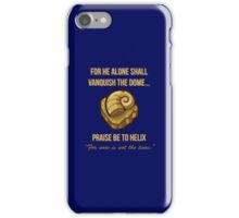 Praise Be To Helix iPhone Case/Skin