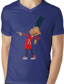 Gerald Shapes- Hey Arnold  Mens V-Neck T-Shirt